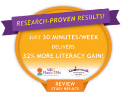 Research-Proven Early Childhood Music Program - Kindermusik@School