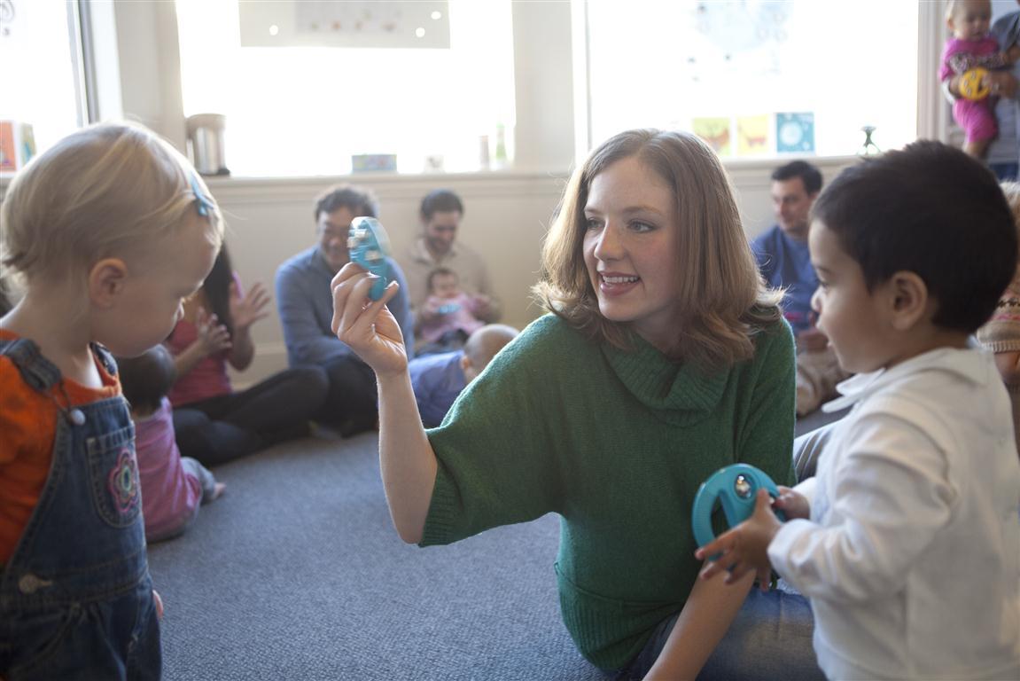 Kindermusik Class - Child Development through Music