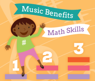 Music Benefits Math Skills