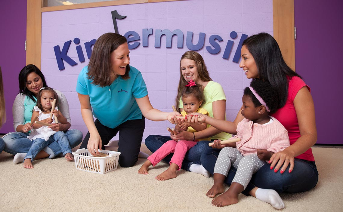 Music Classes For Preschoolers Kindermusik