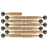 One-Bell Jingle Stick, set of 13