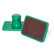 Kindermusik Green Sandblocks, set of 21 pairs