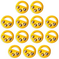 Musical Shapes Bell, set of 13