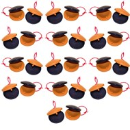 Spring-Back Castanets, set of 13 pairs