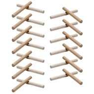 Rhythm Sticks, set of 13 pairs
